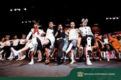 101 Dalmatians Finale at Mont'Kiara International School